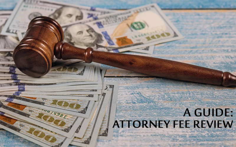 Sttorney Fee Review Guide