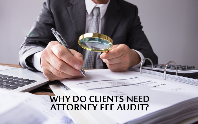 Attorney Fee Audit